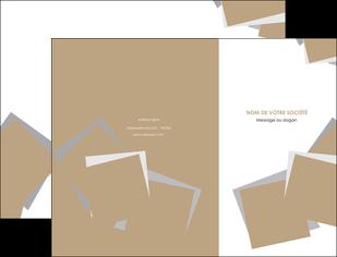 personnaliser maquette pochette a rabat texture contexture structure MIF51568