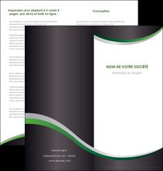 imprimer depliant 2 volets  4 pages  texture contexture structure MIF51662