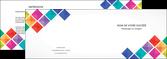 imprimer depliant 2 volets  4 pages  arc en ciel cube colore MLGI51714