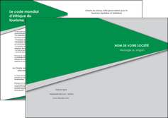 realiser depliant 2 volets  4 pages  texture contexture fond MLGI52510
