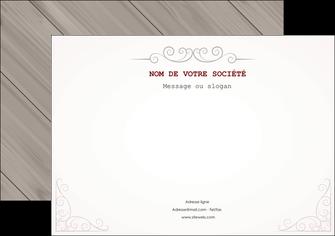 Commander Créer flyer  papier publicitaire et imprimerie Flyer A4 - Paysage (29,7x21cm)