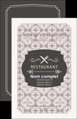 cree carte de visite bar et cafe et pub restaurant restauration restaurateur MLGI52696
