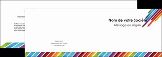 creer modele en ligne depliant 2 volets  4 pages  texture contexture fond MIF52760
