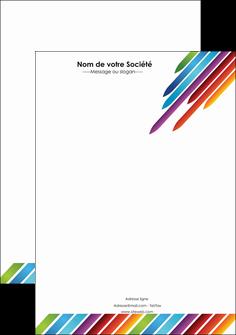 Commander affiche A3  modèle graphique pour devis d'imprimeur Affiche A1 - Portrait (59,4 x 84,1 cm)