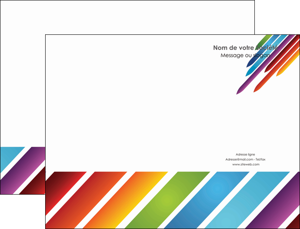 realiser pochette a rabat texture contexture fond MLGI52806