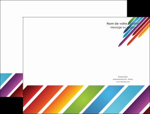 realiser pochette a rabat texture contexture fond MLIG52806