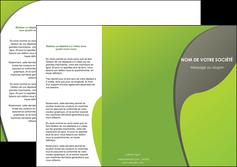 creation graphique en ligne depliant 3 volets  6 pages  texture contexture structure MLGI52940