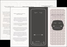 personnaliser modele de depliant 3 volets  6 pages  texture contexture fond MLGI52992