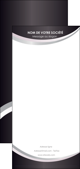 Impression Flyers  papier à prix discount et format Flyer DL - Portrait (21 x 10 cm)