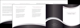 modele en ligne depliant 4 volets  8 pages  texture contexture design MIF53296