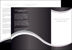 modele en ligne depliant 3 volets  6 pages  texture contexture design MLIG53312