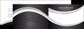 modele depliant 2 volets  4 pages  texture contexture design MLIG53322