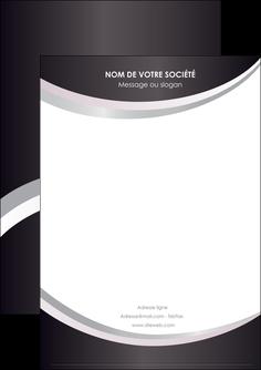 imprimer flyers texture contexture design MIF53338