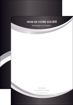 personnaliser modele de flyers texture contexture design MIF53340