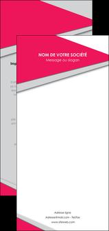 Impression Flyers  devis d'imprimeur publicitaire professionnel Flyer DL - Portrait (21 x 10 cm)