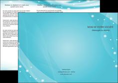 exemple depliant 3 volets  6 pages  texture contexture structure MLIG53584