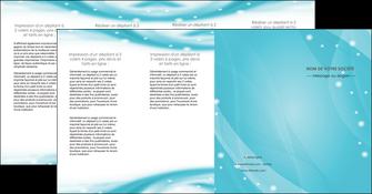 modele en ligne depliant 4 volets  8 pages  texture contexture structure MLIG53606