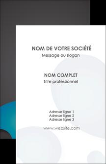 Commander carte de visite soft touch et vernis selectif  papier publicitaire et imprimerie Carte de visite - Portrait