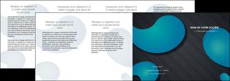 creation graphique en ligne depliant 4 volets  8 pages  texture contexture structure MLGI53712