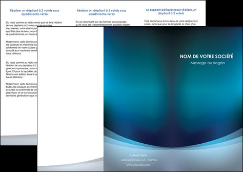 modele en ligne depliant 3 volets  6 pages  texture contexture structure MLGI54388