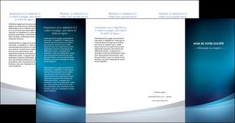personnaliser maquette depliant 4 volets  8 pages  texture contexture structure MLGI54410