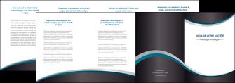 modele depliant 4 volets  8 pages  texture contexture structure MIF54418
