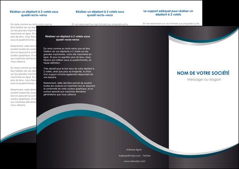 modele en ligne depliant 3 volets  6 pages  texture contexture structure MLGI54434