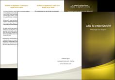 personnaliser modele de depliant 3 volets  6 pages  texture contexture structure MLGI54554