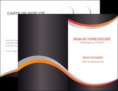 imprimer carte de visite texture contexture structure MLGI54616