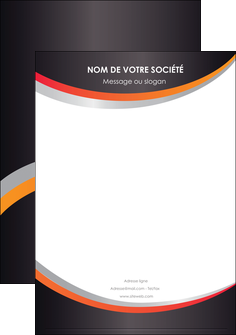 Impression Feuille volante / Prospectus  feuille-volante-prospectus Flyer A4 - Portrait (21x29,7cm)