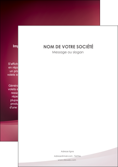 imprimerie flyers texture contexture structure MIF54736