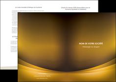 maquette en ligne a personnaliser depliant 2 volets  4 pages  texture contexture structure MIF54804