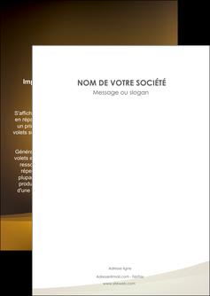 personnaliser maquette flyers texture contexture structure MIF54840