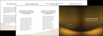 maquette en ligne a personnaliser depliant 4 volets  8 pages  texture contexture structure MIF54846