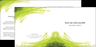 personnaliser modele de depliant 2 volets  4 pages  texture contexture structure MLGI55022