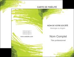 imprimer carte de visite texture contexture structure MLGI55042
