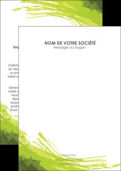 modele en ligne flyers texture contexture structure MLGI55048
