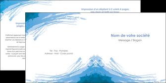 modele en ligne depliant 2 volets  4 pages  texture structure contexture MLGI55238