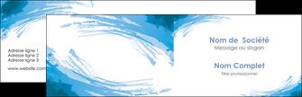 imprimer carte de visite texture structure contexture MLGI55260