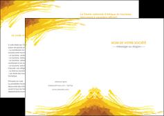 imprimer depliant 2 volets  4 pages  texture structure contexture MIF55282