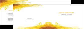faire modele a imprimer depliant 2 volets  4 pages  texture structure contexture MIF55304