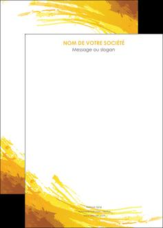 Commander Affiche A2  modèle graphique pour devis d'imprimeur Affiche B2 - Portrait (50 x 70 cm)