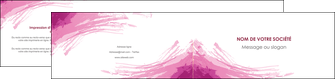 realiser depliant 2 volets  4 pages  texture contexture structure MIF55398