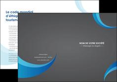 personnaliser maquette depliant 2 volets  4 pages  texture contexture structure MIF55498