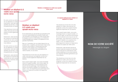 Impression logiciel pour faire un depliant  logiciel-pour-faire-un-depliant Dépliant 6 pages pli accordéon DL - Portrait (10x21cm lorsque fermé)