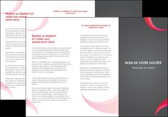 Commander Plaquette publicitaire  impression-plaquette-publicitaire-imprimerie Dépliant 6 pages pli accordéon DL - Portrait (10x21cm lorsque fermé)