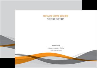 Commander Affiche B2  modèle graphique pour devis d'imprimeur Affiche A2 - Paysage (59,4x 42 cm)