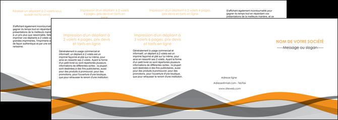 maquette en ligne a personnaliser depliant 4 volets  8 pages  texture contexture structure MLGI55808