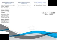 maquette en ligne a personnaliser depliant 3 volets  6 pages  texture contexture structure MLIG55840
