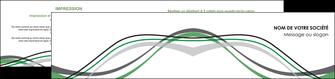 personnaliser maquette depliant 2 volets  4 pages  texture contexture structure MIF55874